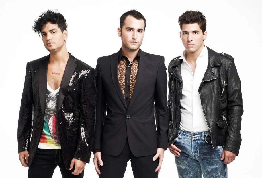 El trío de balada pop Reik lanzó hace poco más de dos años su disco Peligro (2012) y del cual surgieron los éxitos Tu mirada y Creo en ti. Photo: Sony Music