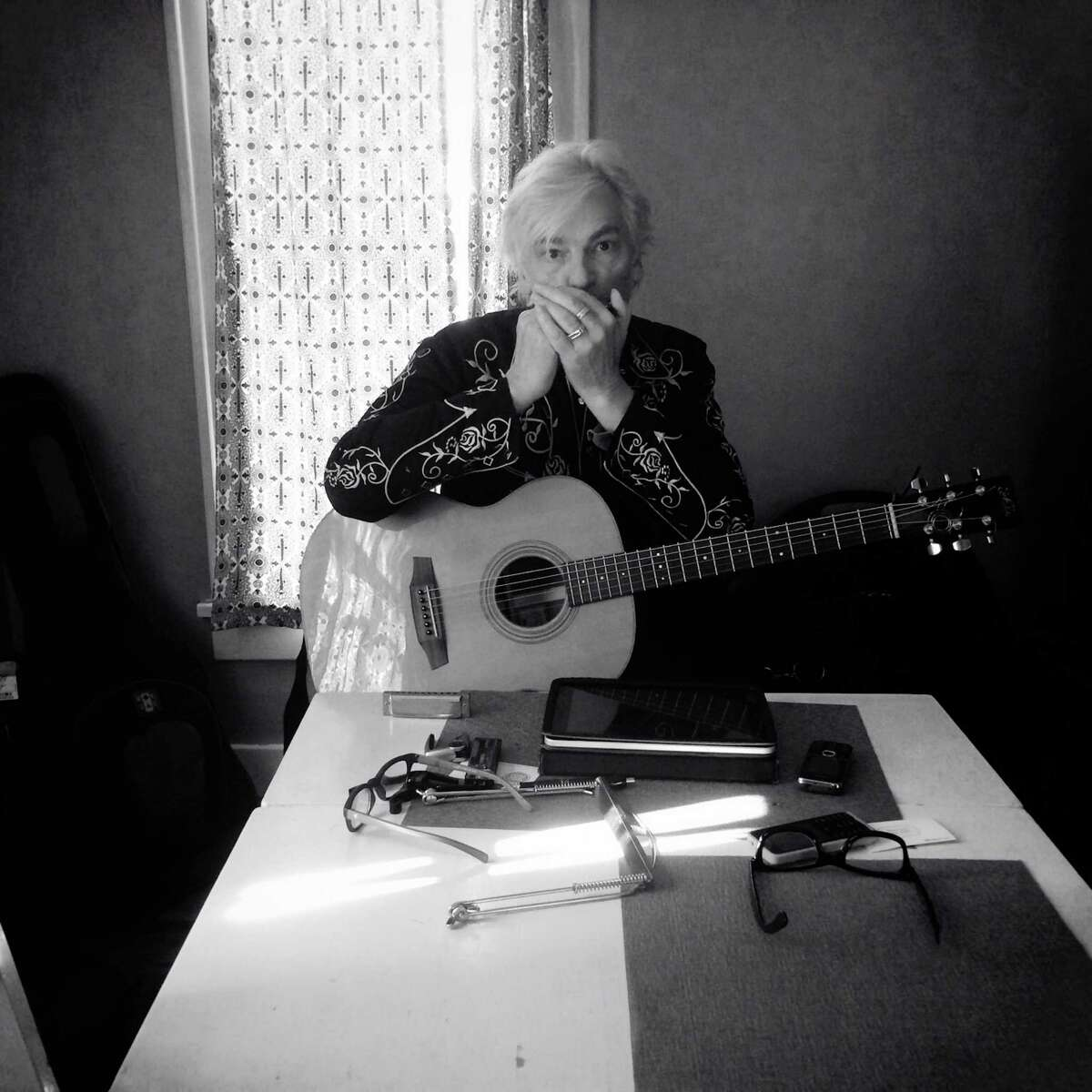 Robyn Hitchcock's career has spanned four decades.