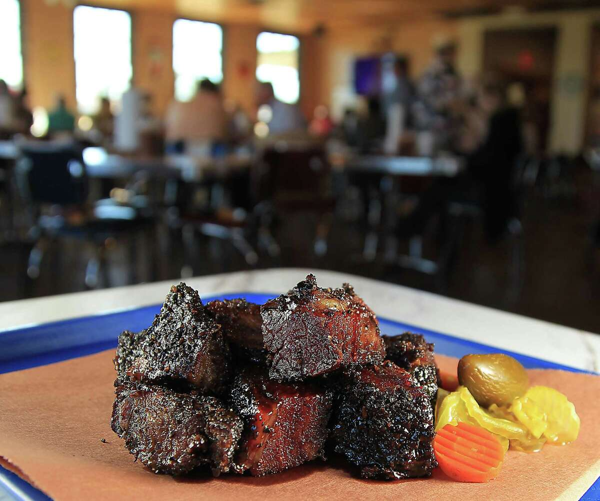 Short Rib burnt ends are a new menu item at Killen's Barbecue in Pearland.
