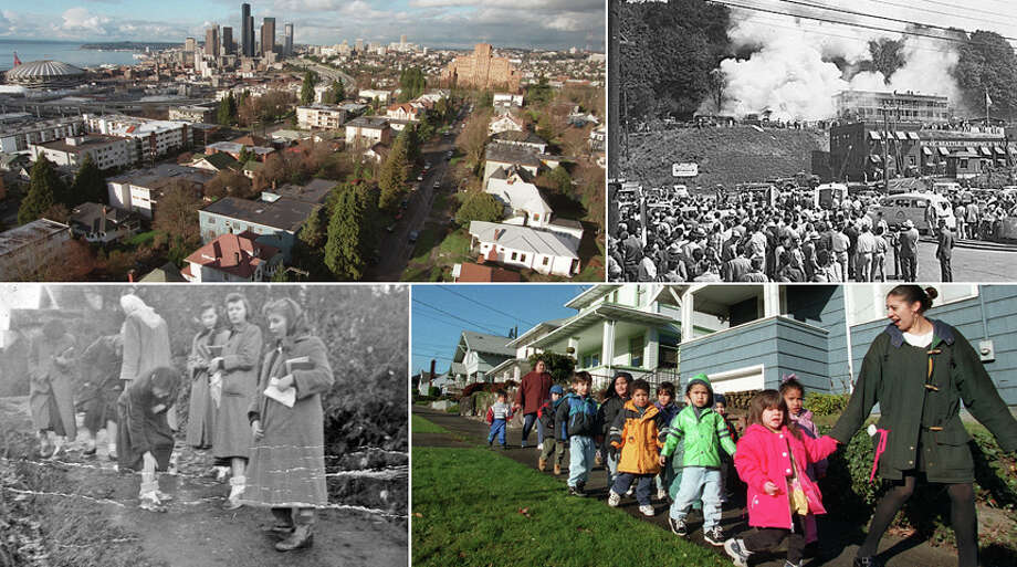 Click through for a look at the history of Seattle's Beacon Hill as shown in photos collected from the archives of Seattlepi.com, the city of Seattle and the Washington Museum of History & Industry. Photo: Seattle Municipal Archive