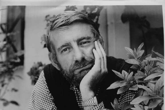 Poet, songwriter, singer and Oakland native Rod McKuen.