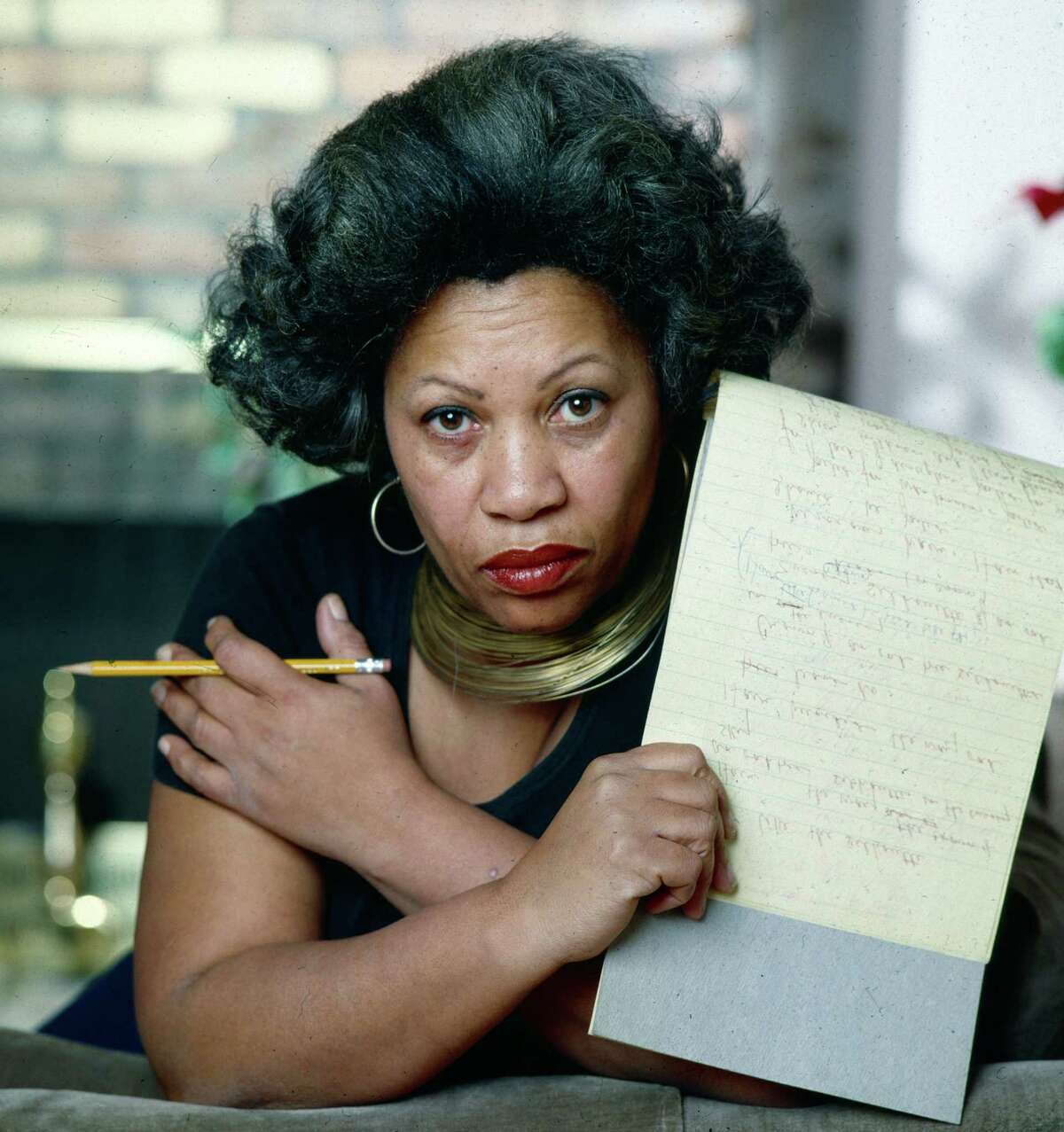 Toni Morrison  Pulitzer, Nobel and PEN Award-winning author Toni Morrison, photographed in New York City in 1979.