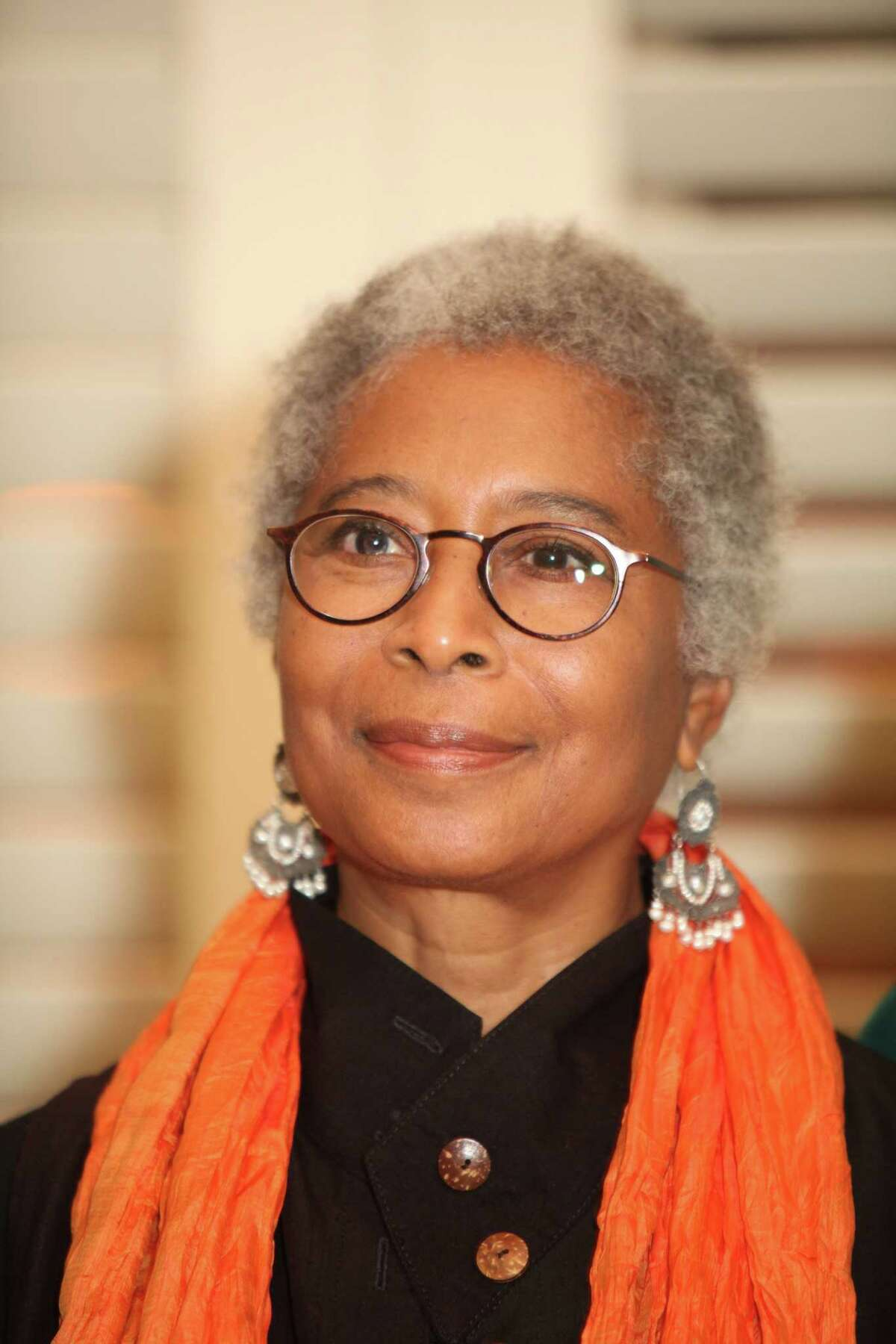 Alice Walker- Author/Activist Walker is the author of The Color Purple which was awarded the Pulitzer Prize and National Book Award in 1983.