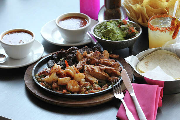 The Fiesta Special at Rosario's Mexican Restaurant & Lounge.