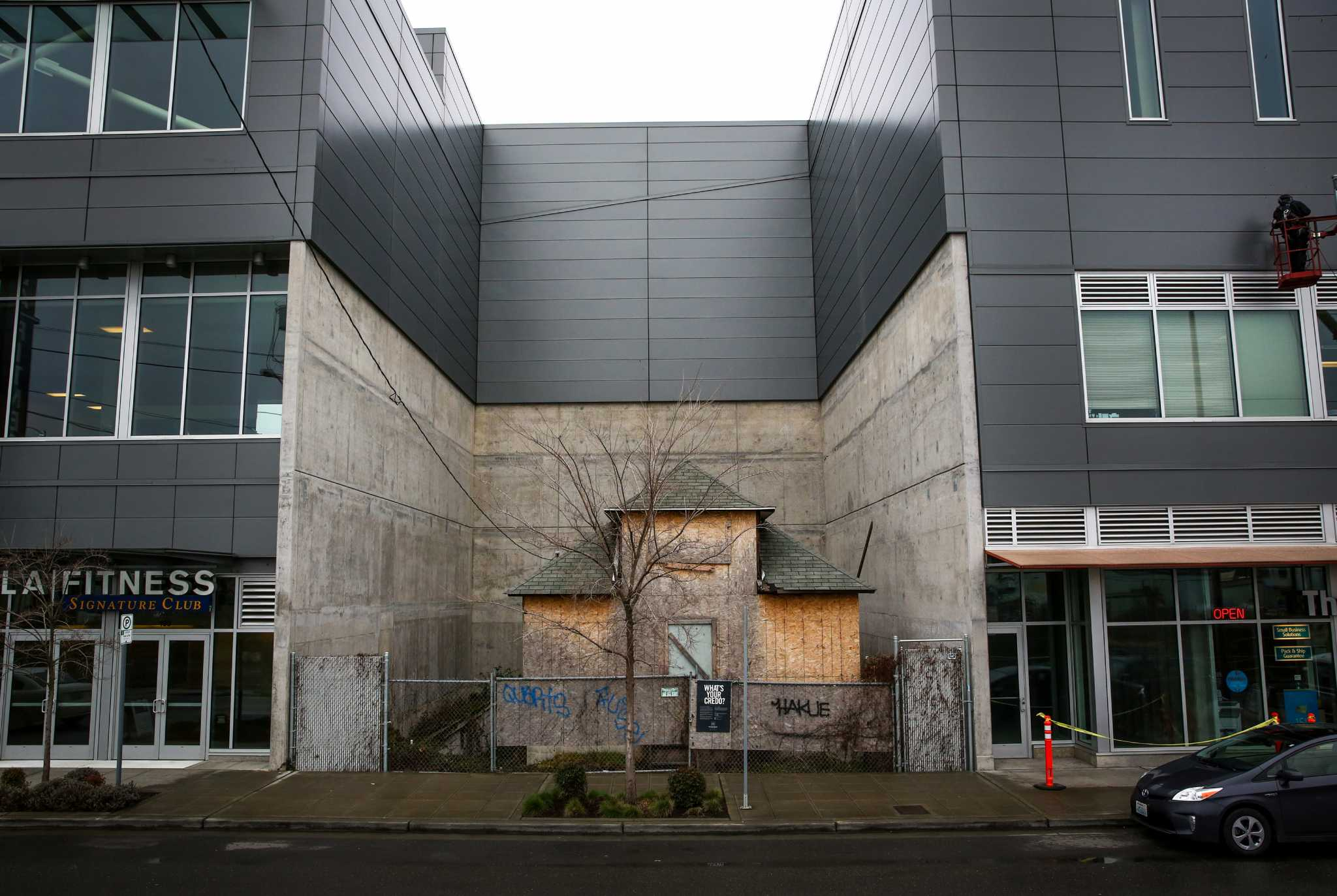 edith macefield house set for foreclosure auction - seattlepi