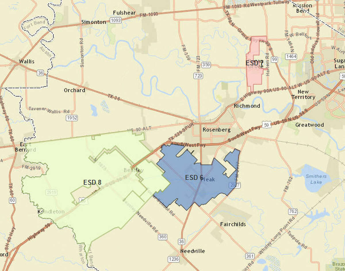 Fort Bend County emergency services district