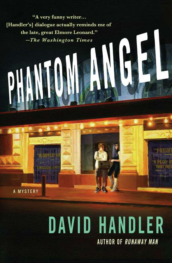 "The latest mystery from David Handler of Old Lyme, ""Phantom Angel,"" involves the disappearance of a man who was about to invest $15 million in a new Broadway musical. Photo: Contributed Photo / Connecticut Post Contributed"