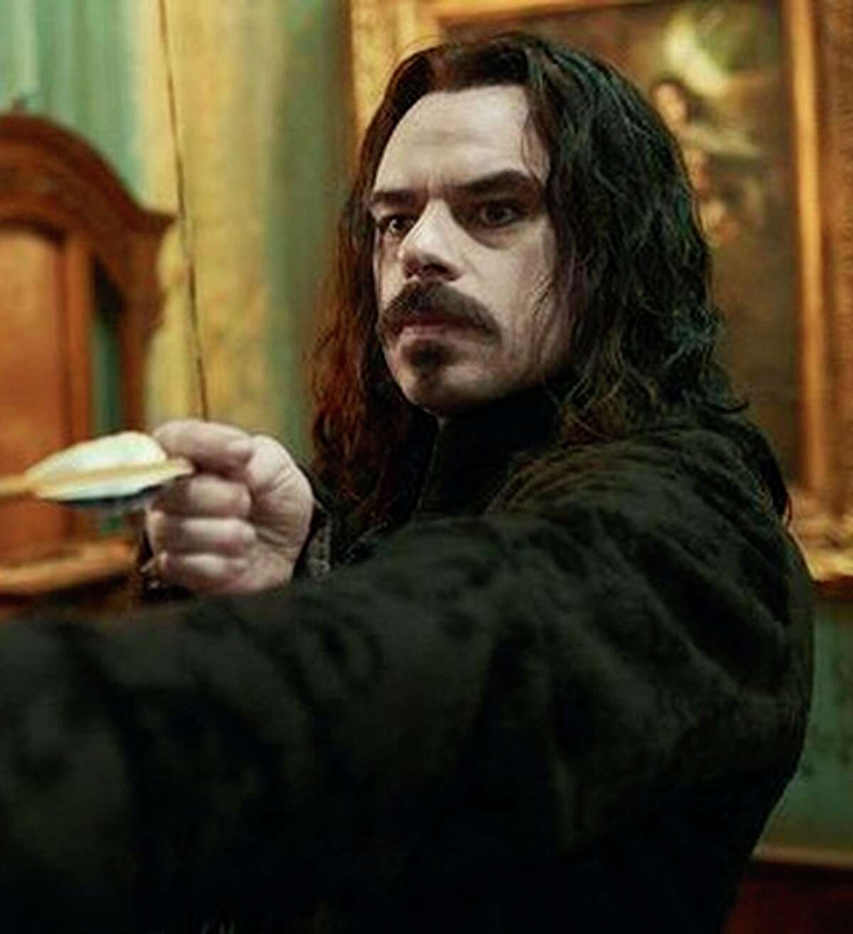 """Jemaine Clement in """"What We Do in the Shadows."""""""