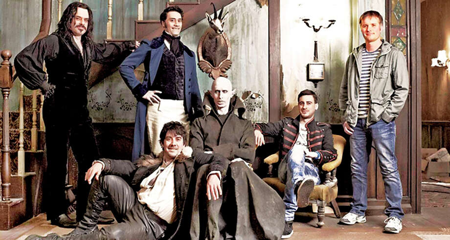 "A filmmaking concept that sucks: ""What We Do in the Shadows"" is the vampire mockumentary. Photo: Unison Films / Unison Films / ONLINE_YES"