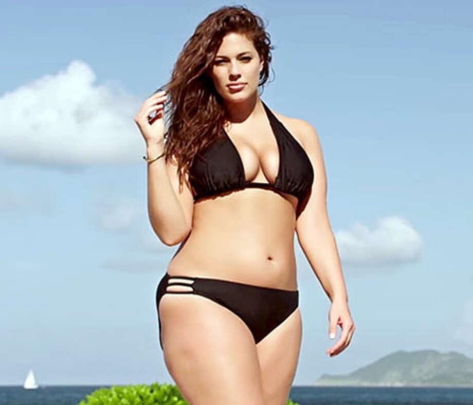 PHOTOS: Plus-sized model Ashley Graham's hottest looks ...