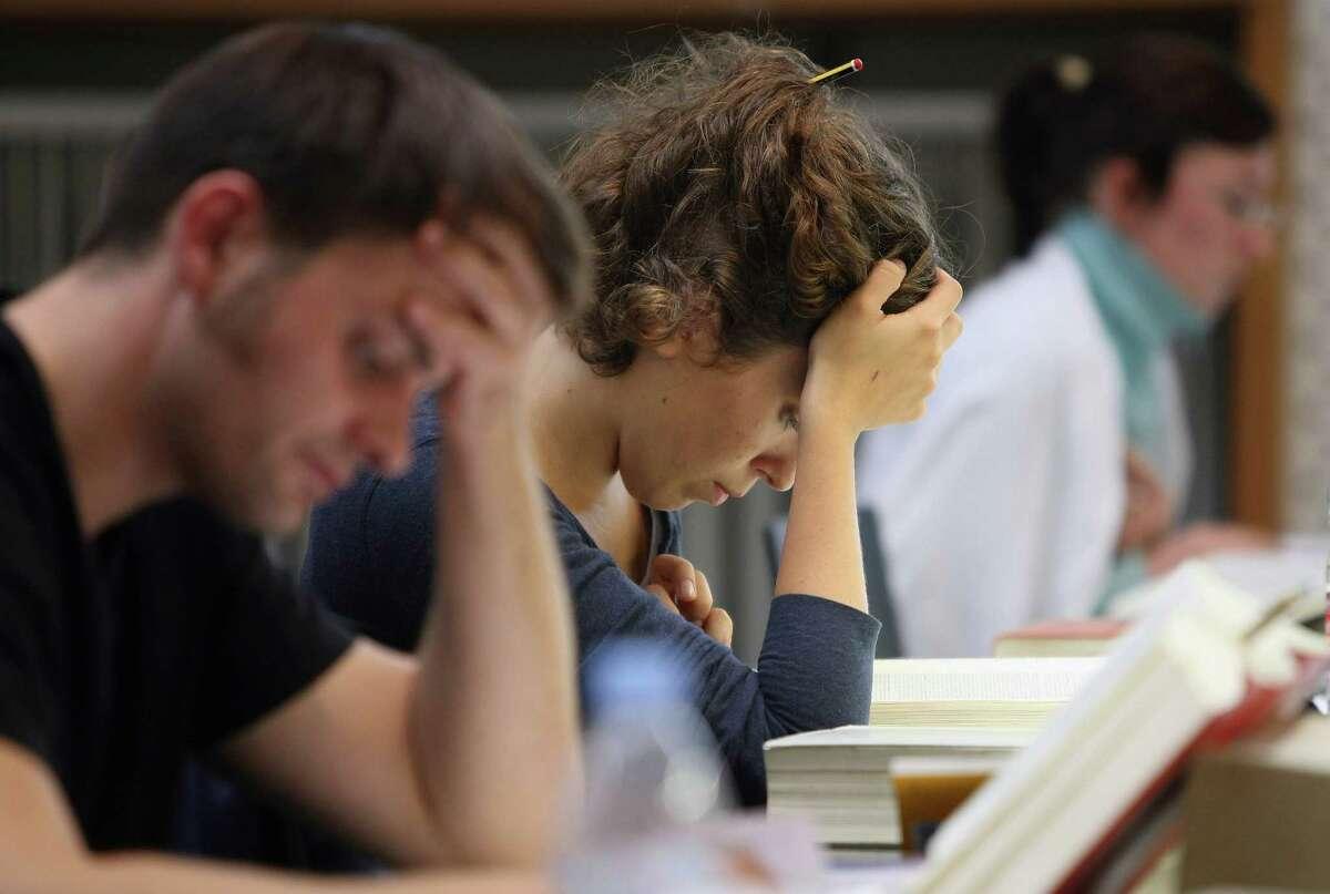 Major: Education Average SAT Math & Verbal score: 482 Source: Quartz