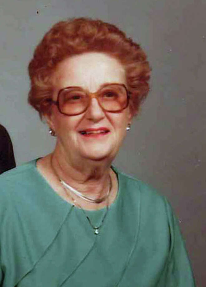 Lucille Meta Zuelecke Wohlfarth passed into eternal life on Friday, January 30, 2015, at the age of 94. Photo: Courtesy /