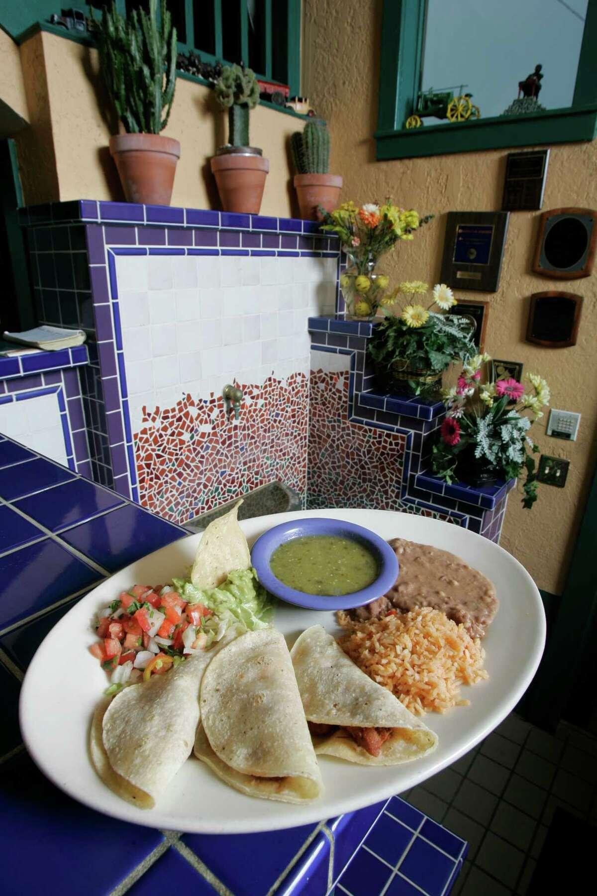 1916:Original Mexican Cafe  1401 Market, Galveston; 409-762-6001