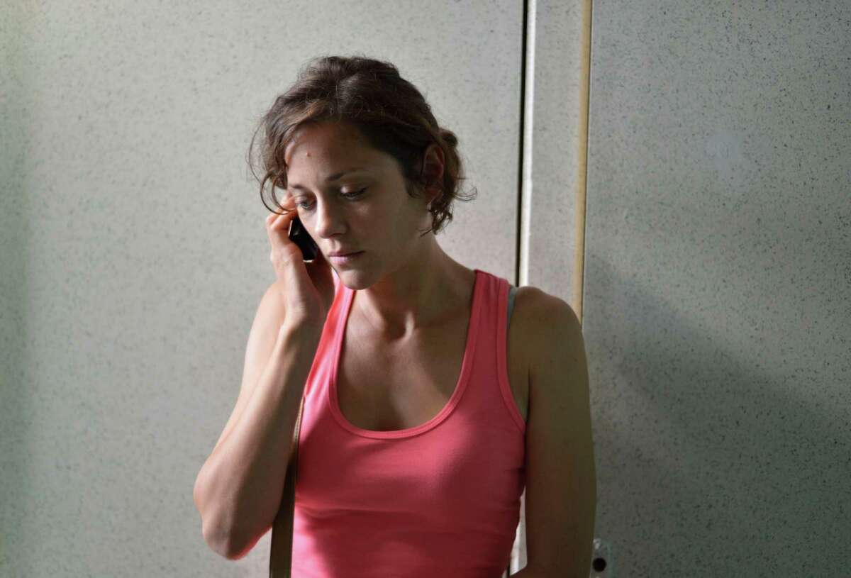 """Marion Cotillard stars as Sandra in """"Two Days, One Night."""""""