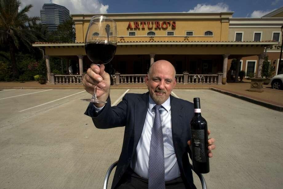Bill Sadler is the owner of Arturo's Uptown Italiano. ( Johnny Hanson / Chronicle ) Photo: Johnny Hanson, Houston Chronicle