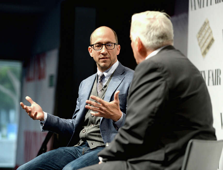 Twitter CEO Dick Costolo, shown in 2014, warned that Twitter's image suffers because it is plagued with trolls. Photo: Michael Kovac / Getty Images For Vanity Fair / 2014 Getty Images
