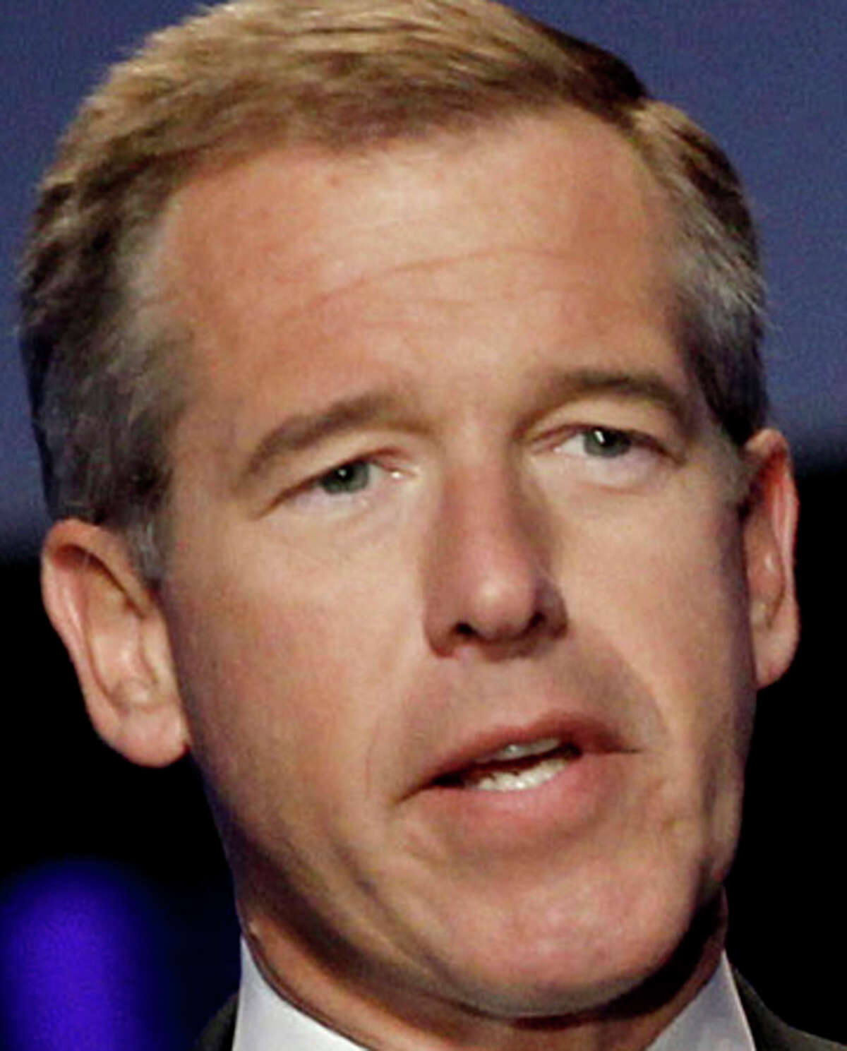 Brian Williams is taking time off from NBC.