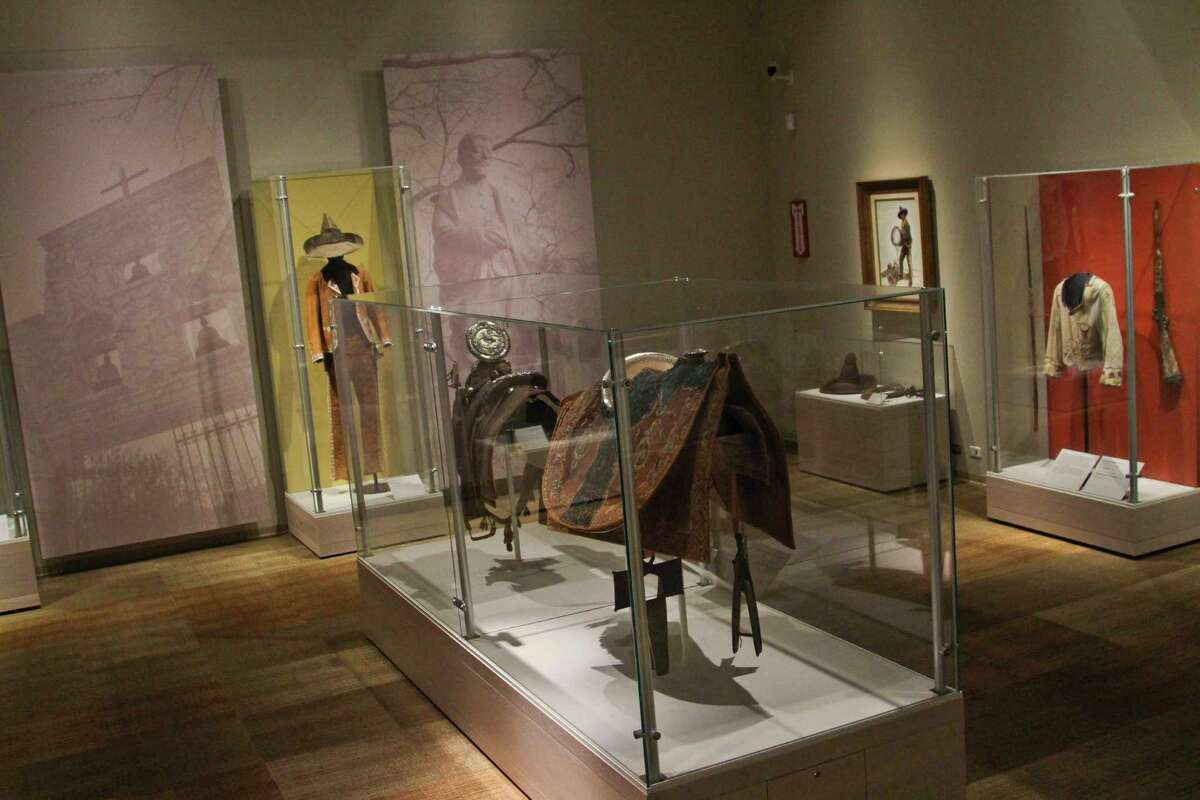 The Briscoe Western Art Museum, located at 210 W. Market St., offers a showcase of old and modern art and artifacts representing the culture of the American West.