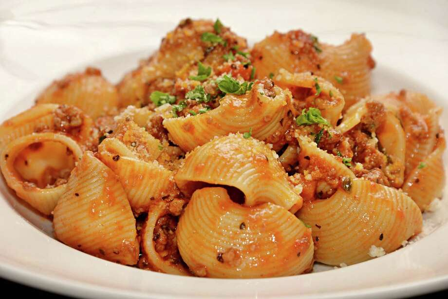Mio Posto, 68 Putnam St., Saratoga Springs. 518-542-7581. Visit Web site. Read our review.Lumaconi Bolognese at Mio Posto restaurant at 68 Putnam Street Tuesday Jan. 27, 2015, in Saratoga Springs, NY.   (John Carl D'Annibale / Times Union) Photo: John Carl D'Annibale / 00030306A