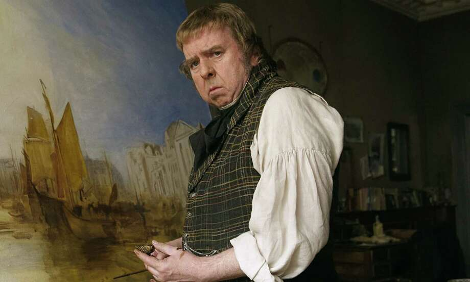 "Sony Pictures Classics Timothy Spall stars as painter J.M.W. Turner in ""Mr. Turner."" / Allstar Picture Library"