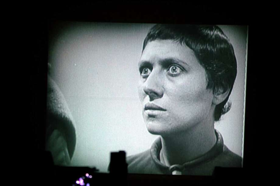 TIMES UNION ARCHIVE ?The Passion of Joan of Arc,? a classic of the silent film era, will be screened with the accompaniment of vocal music from the 15th century as part of the Union College Concert Series. Photo: LMF / ALBANY TIMES UNION