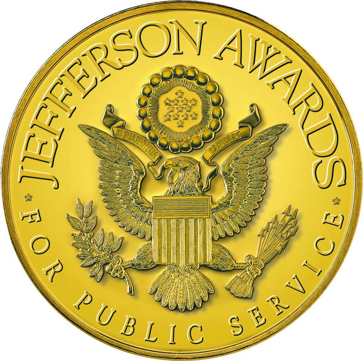 Jefferson Awards medal