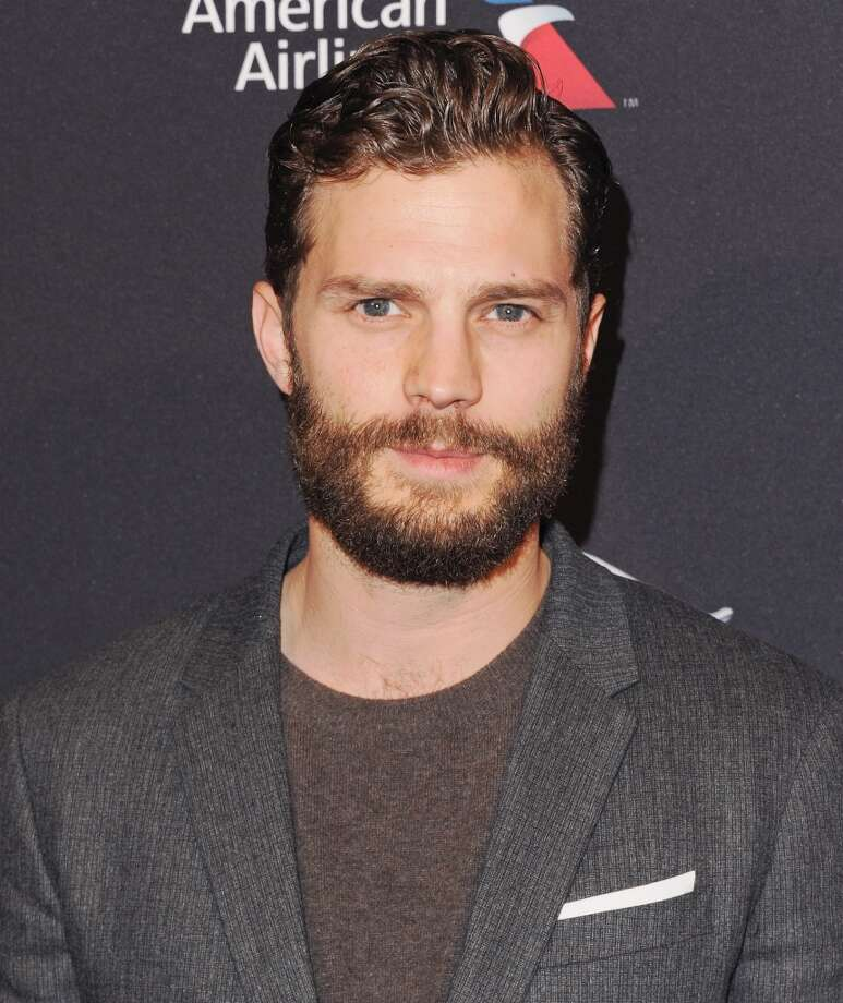 Jamie Dornan tops Glamour UK's list of sexiest men. Photo: Jon Kopaloff, FilmMagic