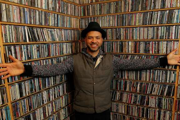 Jason Moran, who grew up in Houston's Third Ward and is one of the preeminent players of jazz, a pianist who played with elder greats