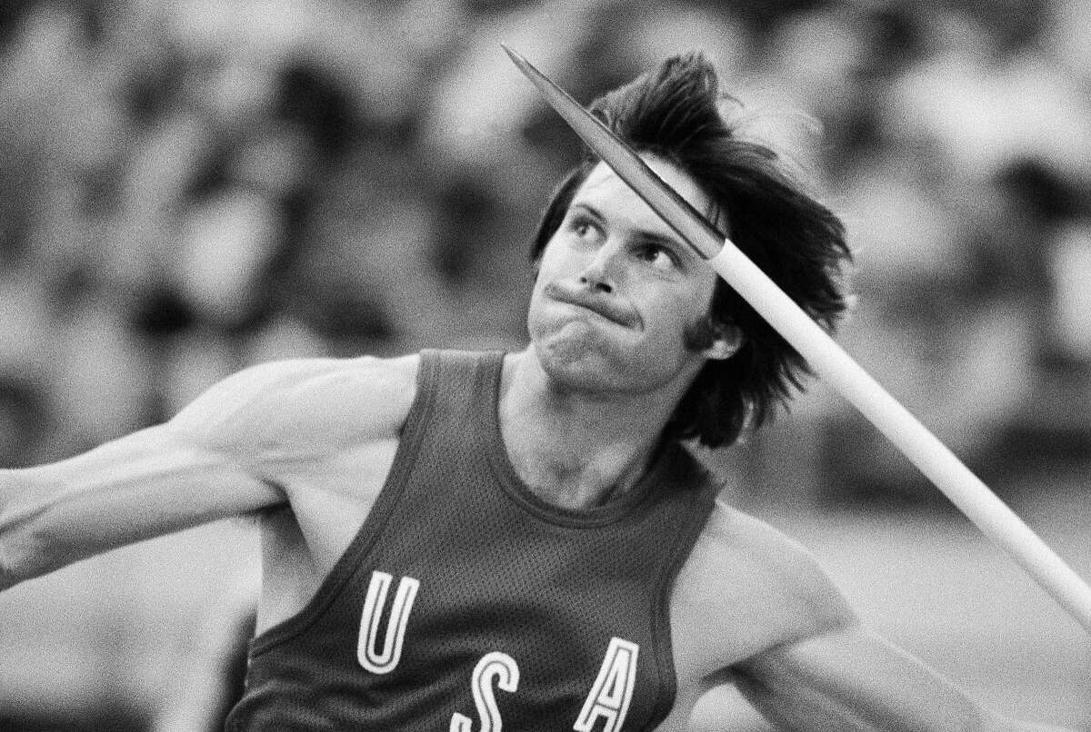 """Before """"Keeping Up With the Kardashians,"""" Caitlyn Jenner was best known as an Olympic hero, having won a gold medal in the decathlon at the 1976 Summer Olympics in Montreal, when she was known as Bruce Jenner. Jenner went on to parlay her fame into acting roles throughout the 80s before seeing renewed fame thanks to a reality television show. Take a look a Jenner's life by clicking through the images in this slideshow."""
