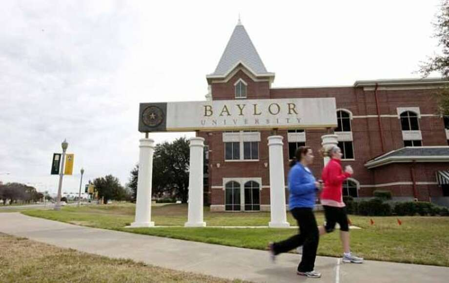 THE MOST CONSERVATIVE U.S. COLLEGES15. Baylor UniversityWacoSize: 13,859Other rankings2015 top entrepreneurial programs: Undergraduate (No. 3)Most religious students (No. 6)LGBTQ - Unfriendly (No. 10)Future rotarians and daughters of the American Revolution (No. 16)Scotch and soda, hold the scotch (No. 18)Best health services (No. 19)Source: Princeton Review