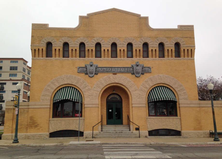 Waco's Dr Pepper Museum. Photo: Allyn West