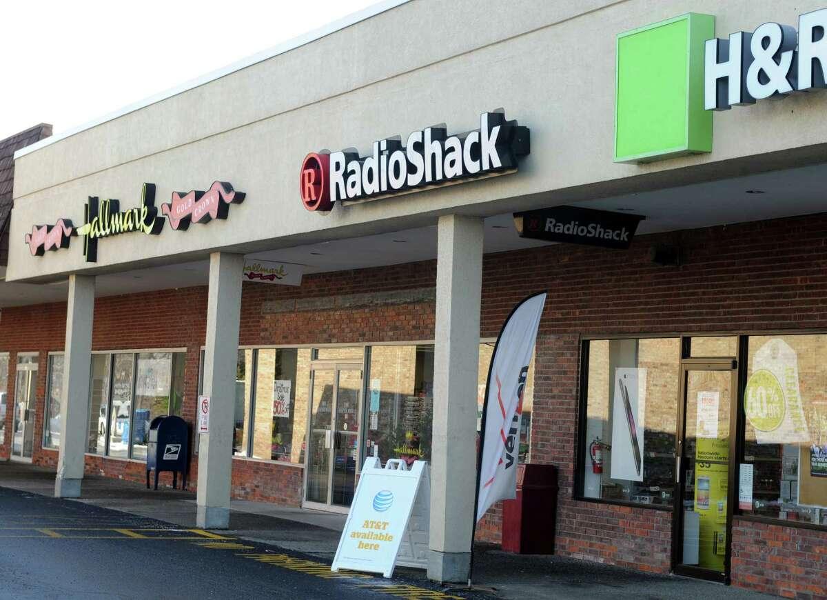 Radio Shack in Delaware Plaza on Thursday Jan. 15, 2015 in Delmar, N.Y. (Michael P. Farrell/Times Union)