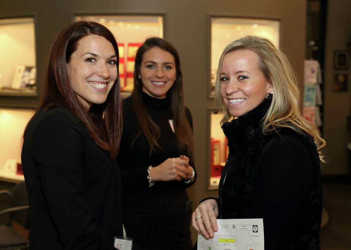 Were you Seen at the Girls on the Run 'Ready... Set.. Bid!' 2nd Annual Silent Auction Reception at Glennpeter Jewelers Diamond Centre in Albany on Thursday, Feb. 5, 2015?