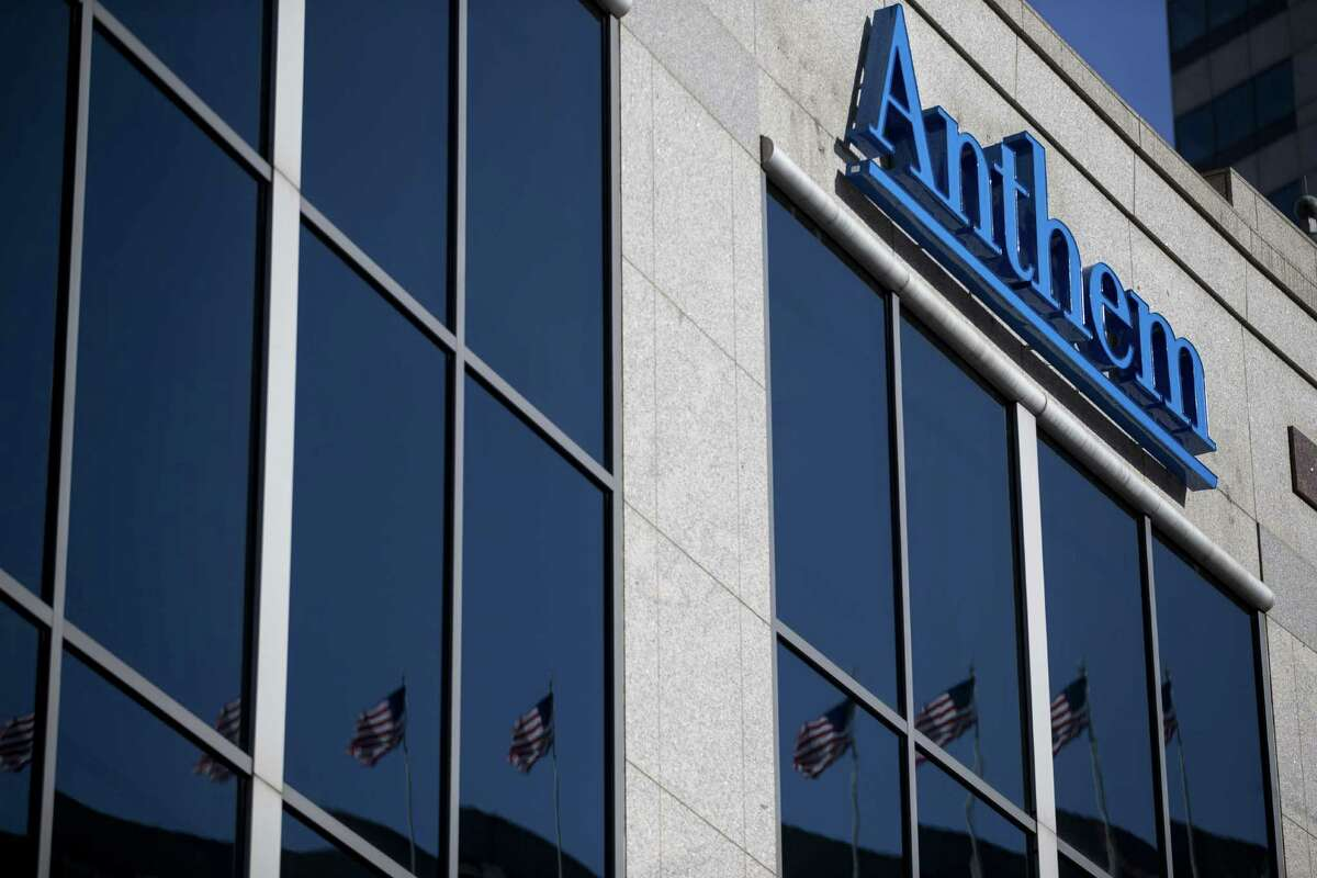 INDIANAPOLIS, IN - FEBRUARY 5: An exterior view of the Anthem Health Insurance headquarters on February 5, 2015 in Indianapolis, Indiana. About 80 million company records were accessed in what may be among the largest healthcare data breaches to date. (Photo by Aaron P. Bernstein/Getty Images) ORG XMIT: 536046955
