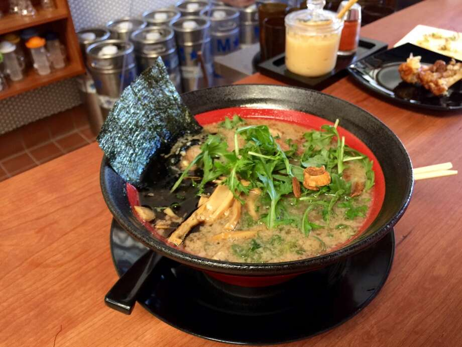 Searching for the best ramen in the Mission area