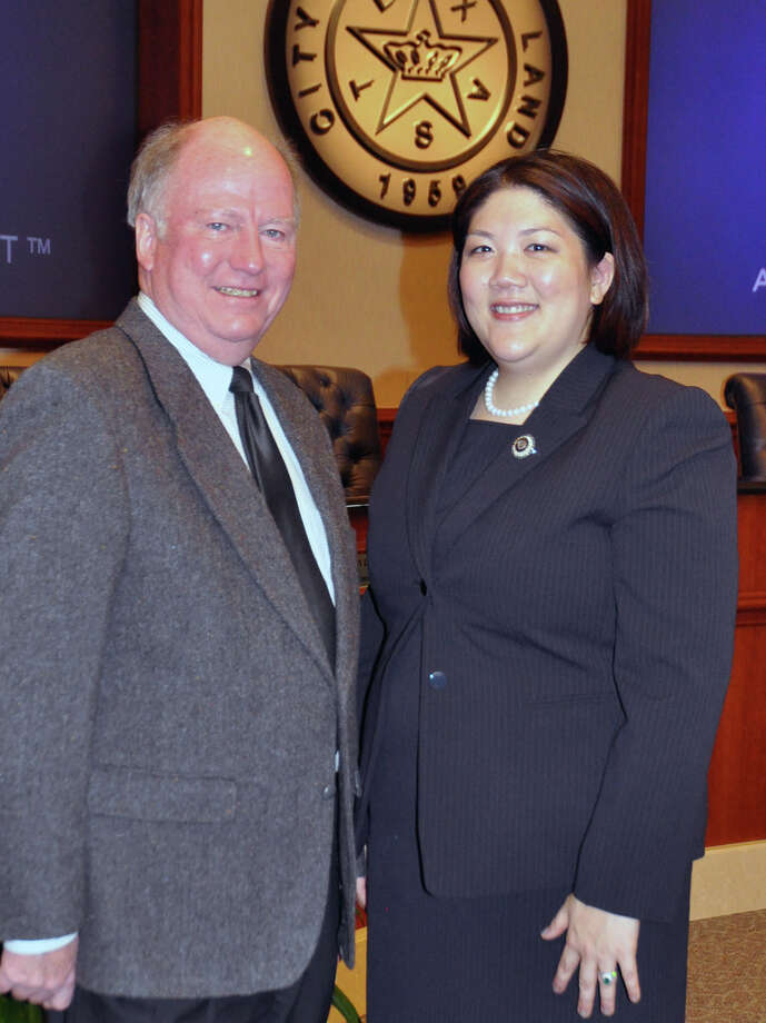 Jennifer C. Chiang is the new associate judge for the city of Sugar Land. She will work with Judge Craig Landin. Photo: City Of Sugar Land