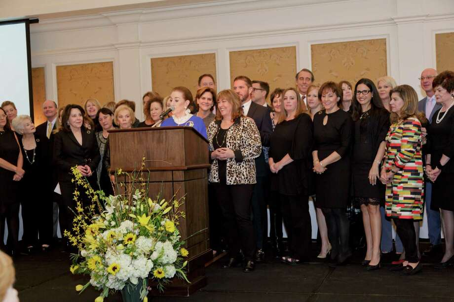 The Circle of Excellence Awards Breakfast was held in the ballroom of the River Oaks Country Club on Jan. 27.