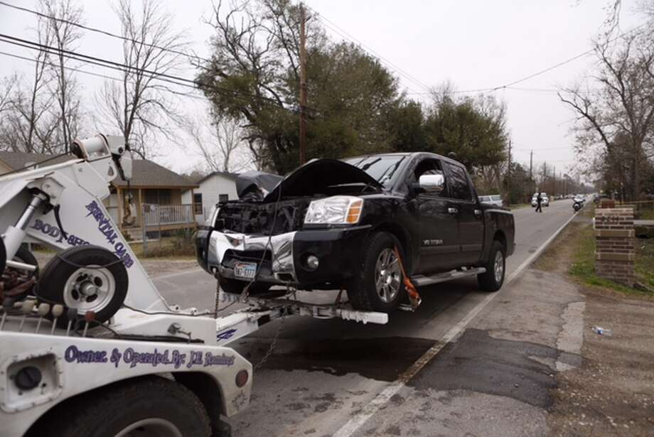 An 18-year-old pedestrian was killed in an accident on Ruby Road in Houston on Feb. 6. Photo: Cody Duty / Houston Chronicle