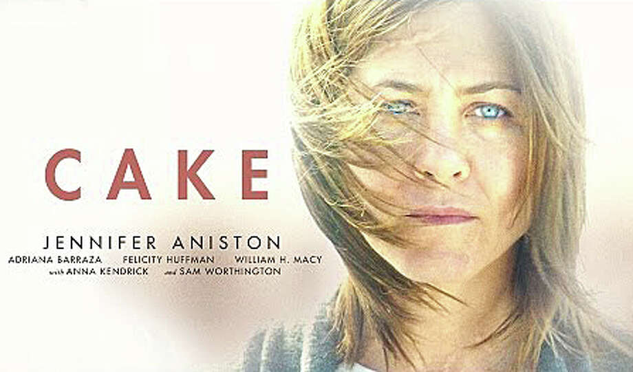 "Jennifer Aniston portrays a woman addicted to prescription drugs in the new movie, ""Cake."" Photo: Contributed Photo / Westport News"