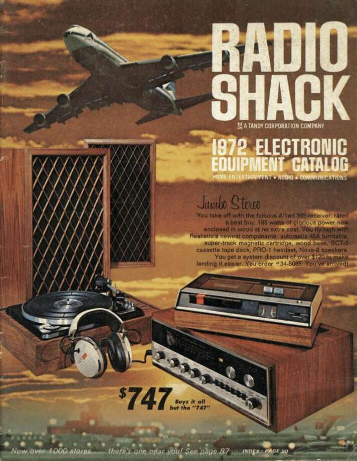 Check Out Decades Of Radioshack Catalog Covers Dating Back