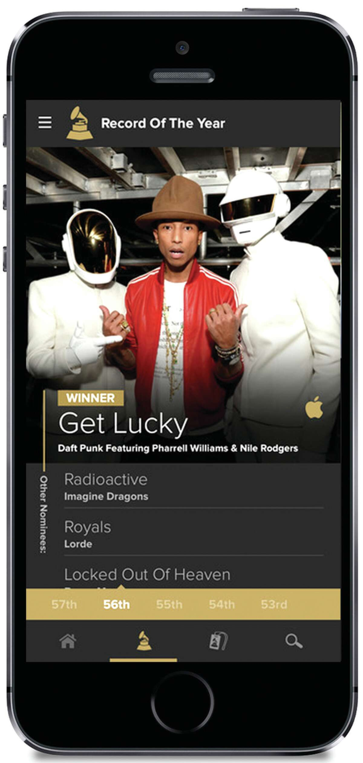 Grammy app