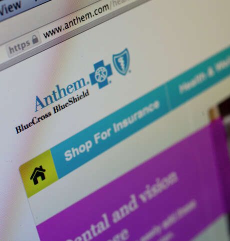 Anthem Inc. said hackers obtained data on many of its customers. Photo: Andrew Harrer / Bloomberg / © 2015 Bloomberg Finance LP