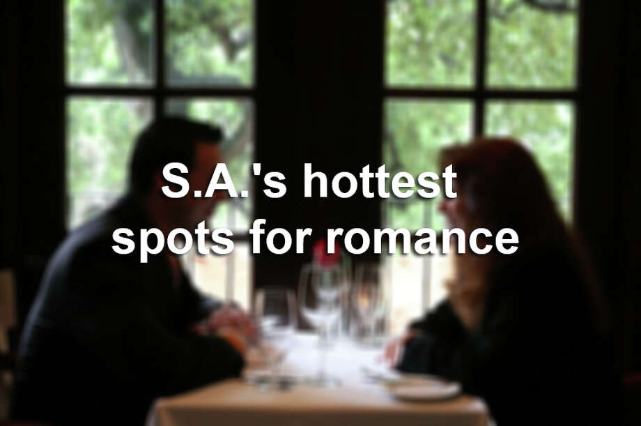 S.A.'s hottest spots for romance. Photo: LELAND A. OUTZ, Express-News File Photo