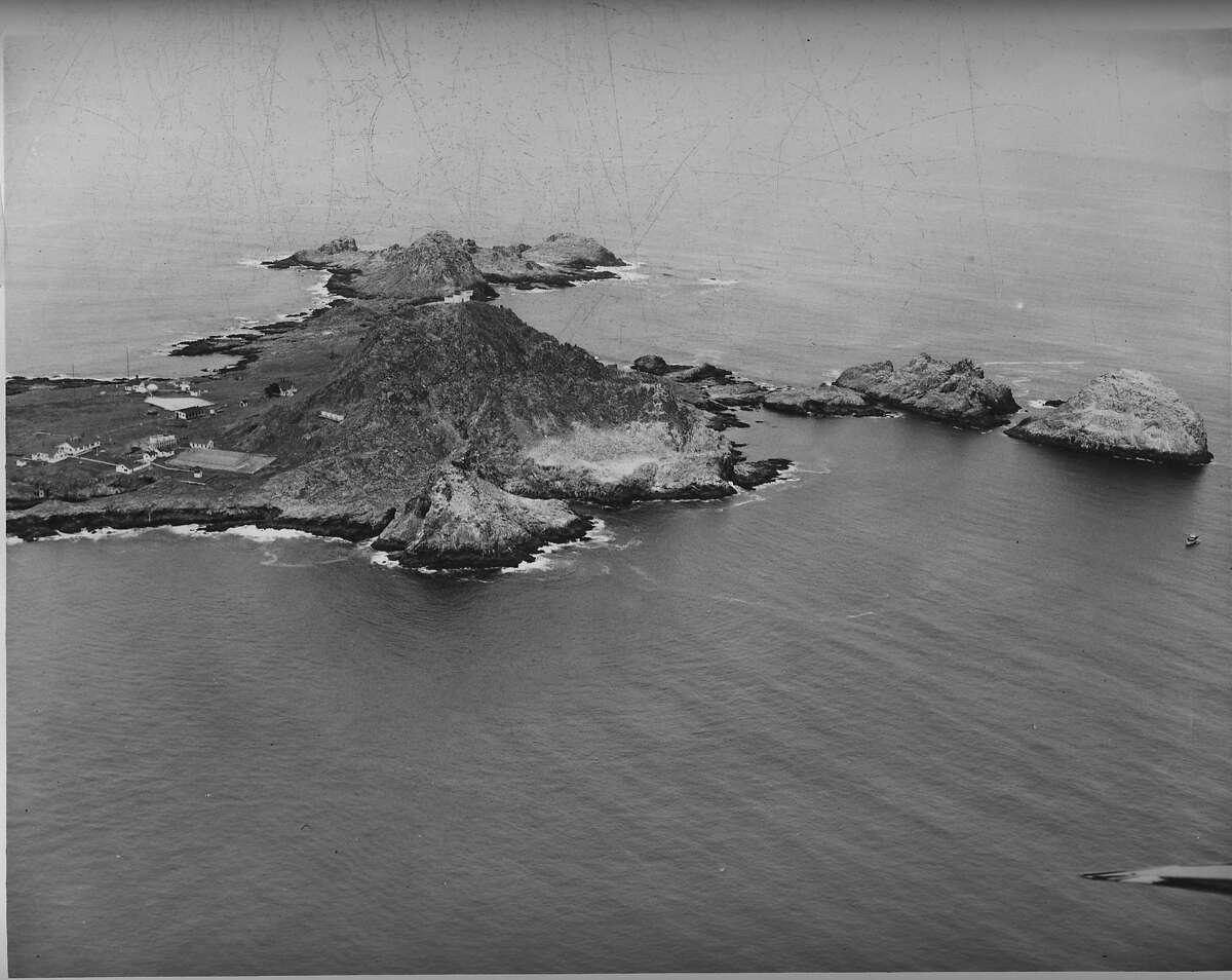 Farallone Islands.