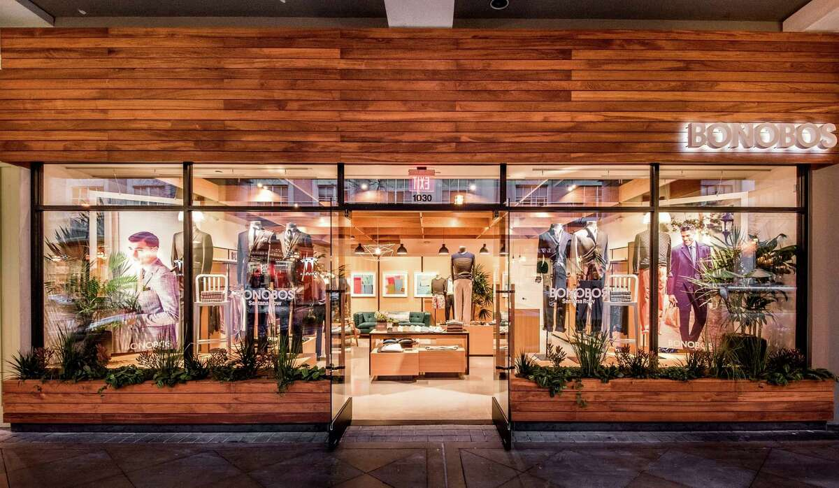 Bonobos' new San Jose guideshop is the second in the Bay Area.