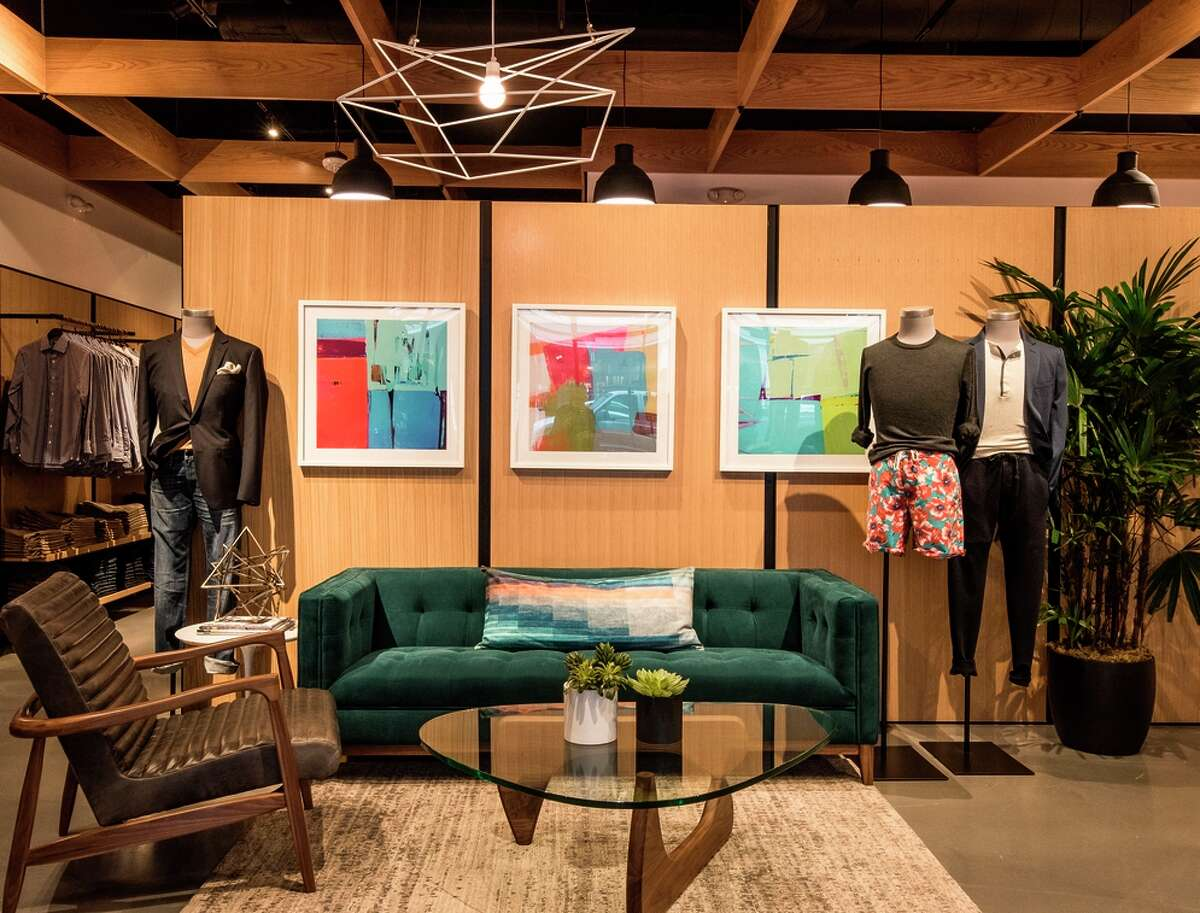 The guideshops offer a nontraditional retail space where men can relax during 45-minute appointments that include a custom fitting.