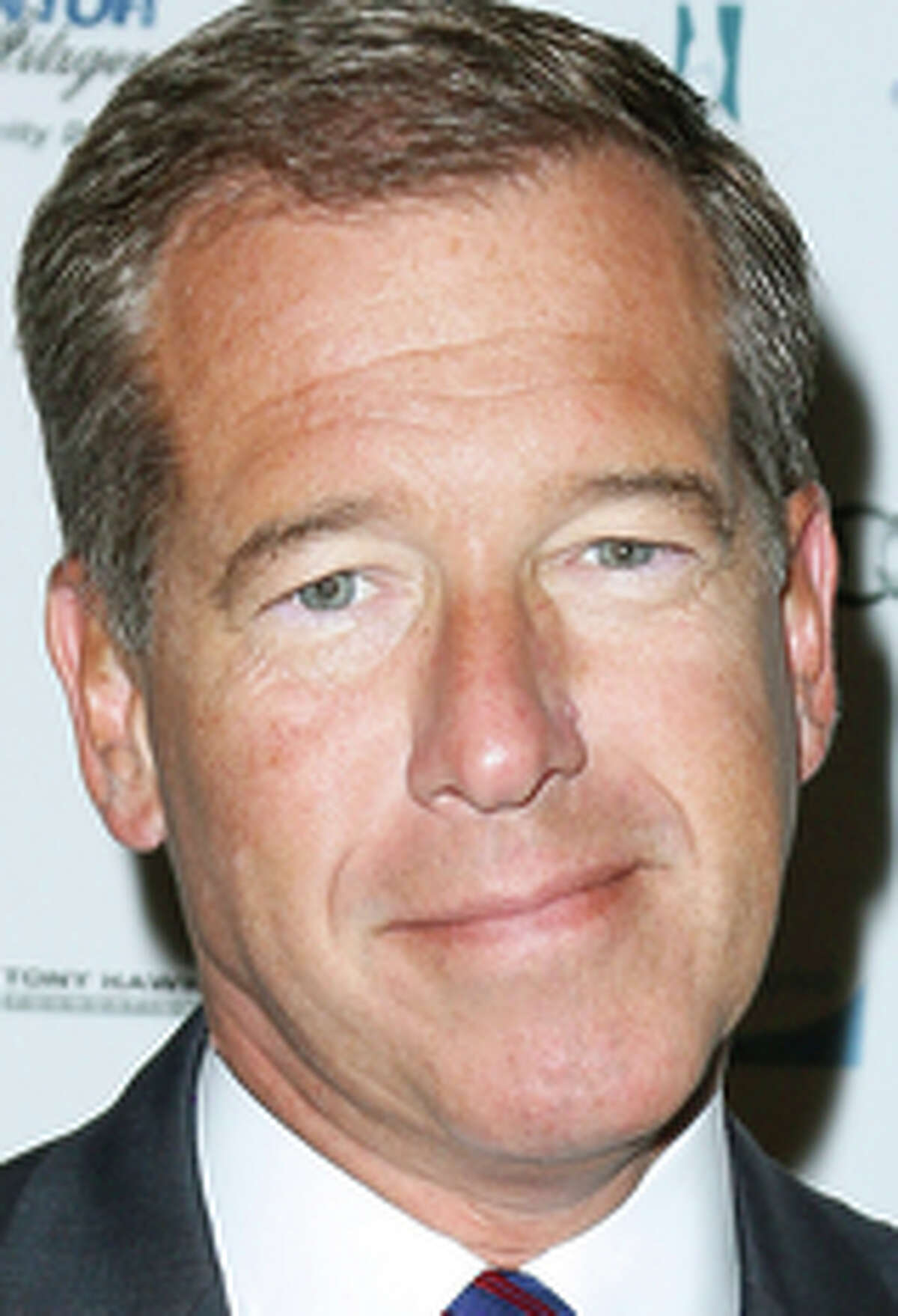 Brian Williams seemed reliable, thought ful and cool- headed.