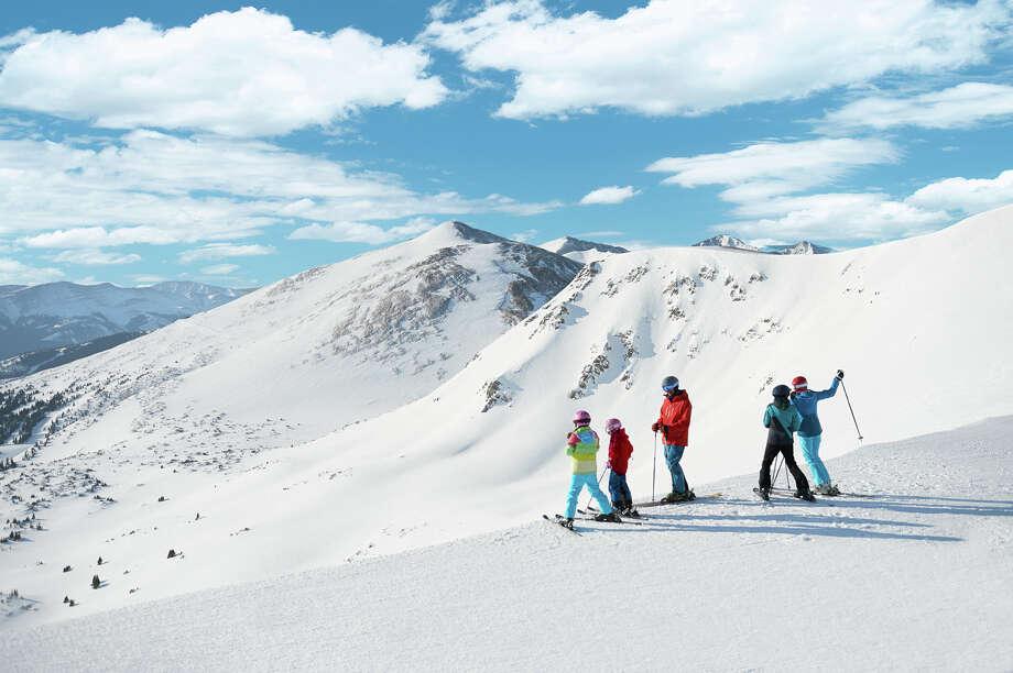 Peak 6 in Breckenridge, Colo. Photo: Jack Affleck / Copyright © Jack Affleck / Vail Resorts