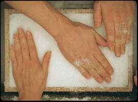 """Lonnie van Brummelen and Siebren de Haan, """"Monument of Sugar"""" (film still), 2007."""