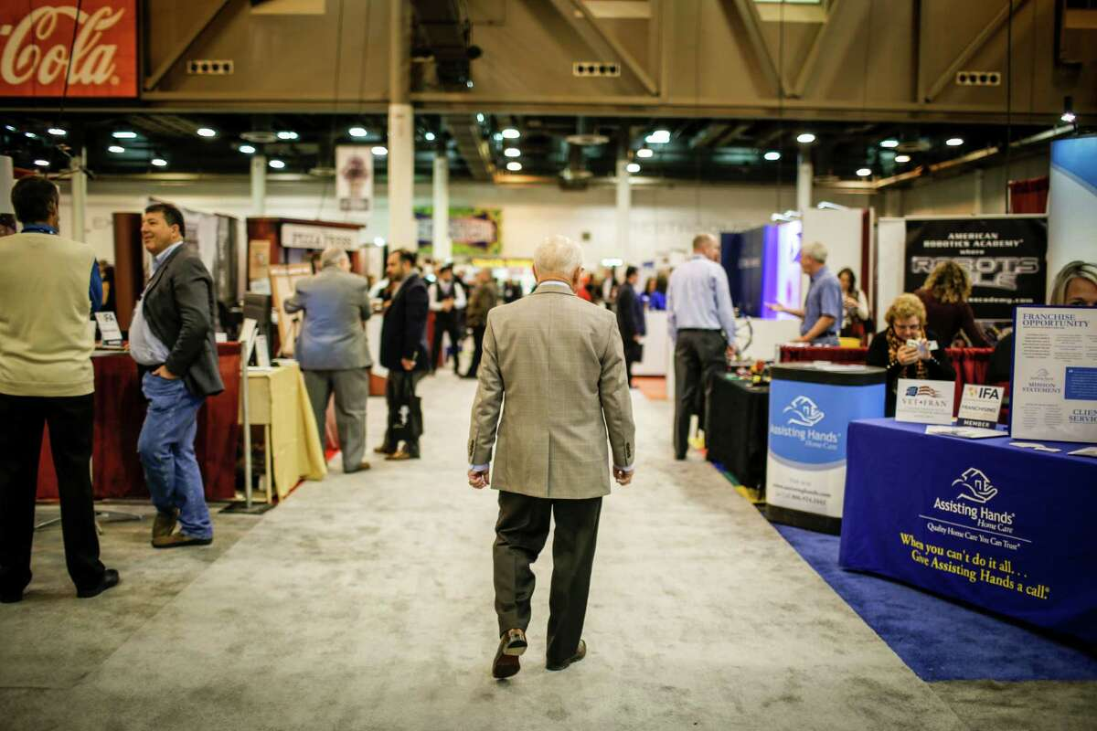 This is Franchise Expo's second year at NRG Center after seven years in Florida.